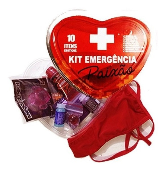 Sexy Shop - Kit Dia Dos Namorados