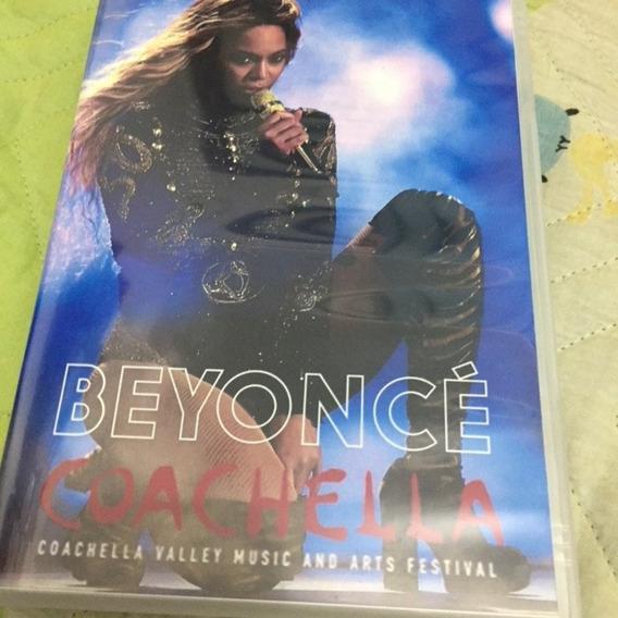 Dvd Beyoncé - Live Coachella + Extras (lemonade)