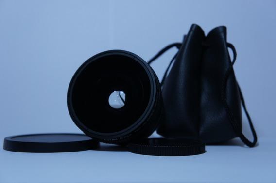 Lente G2 - 52mm 0.25x 180-graus Super Fisheye