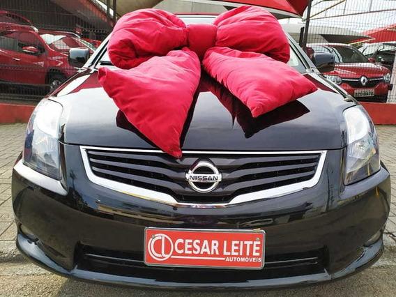 Nissan Sentra S 2.0 16v-cvt 4p 2012