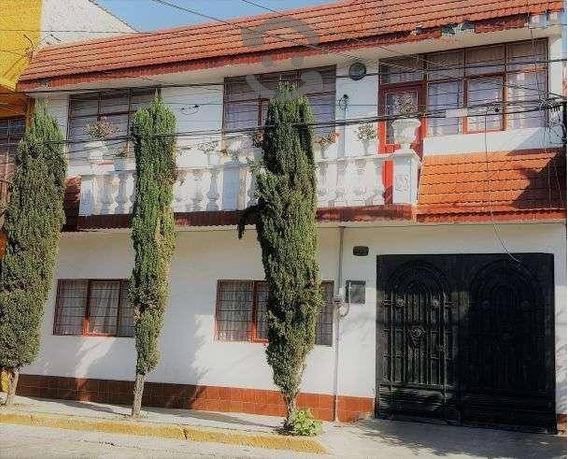 Casa Bonita En Benito Juarez Cd Nezahualcoyotl