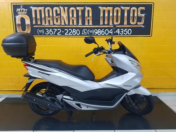 Honda Pcx 150 - Prata - Km 17.000 - 97740-1073 Débora