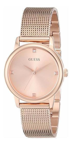 Relógio Guess G-link Rose Gold-tone U0532l3