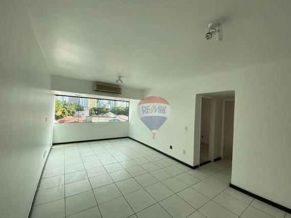 Apartamento Com 2 Dormitórios À Venda, 86 M² Por R$ 300.000,00 - Espinheiro - Recife/pe - Ap0714