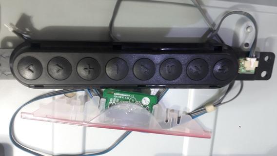Teclado + Sensor Ir Tv Led Lg 39ln5400 Eax65034403 (1.1)