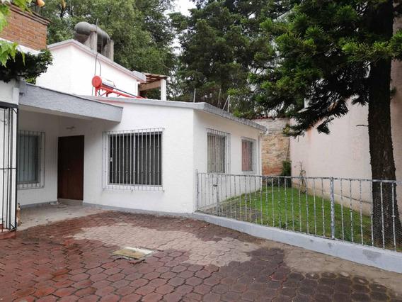 Casa C/ 2 Recamaras 1 Baño Y Jardín En Condominio Horizonta