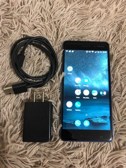 Celular Nokia 6 Android. 32 Gb 2 Chips