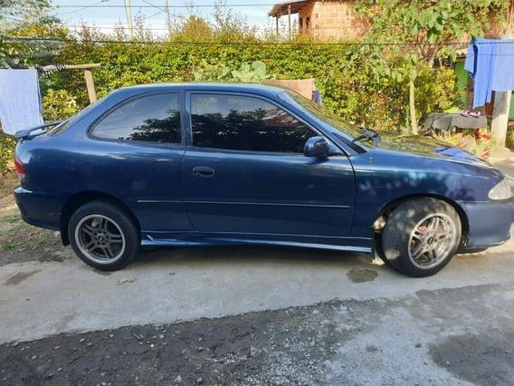 Hyundai Accent Coupe Modelo 1998