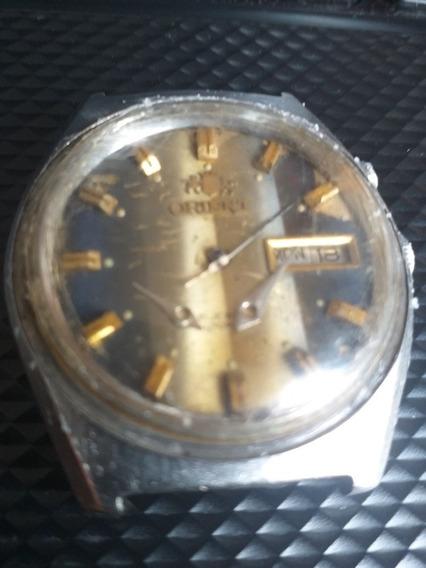 Relógio Automático 21 Jewels Orient Para Conserto