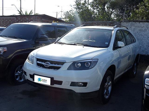Byd S6
