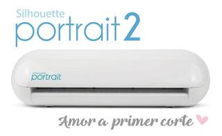 Plotter Corte Silhouette Portrait 2 - Envio Sin Cargo