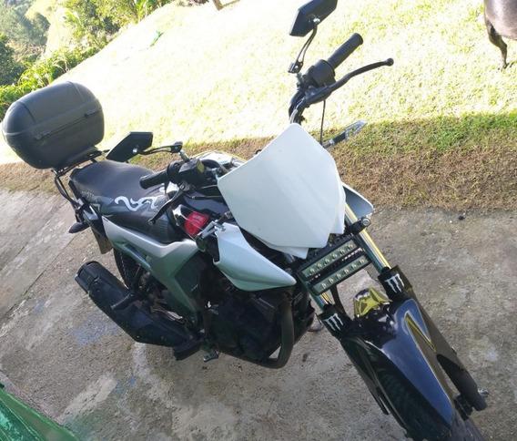 Yamaha Szr150 Negra