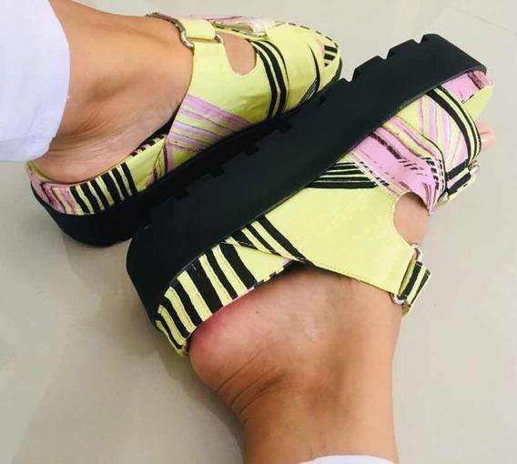 Sandália Plataforma - Flatform