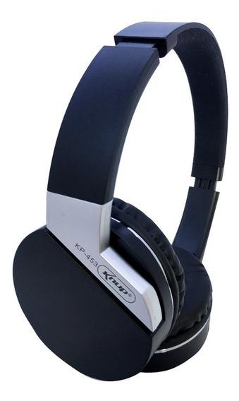 Fone De Ouvido Headphone Micro Sd/fm/p2 Bluetooth Sem Fio