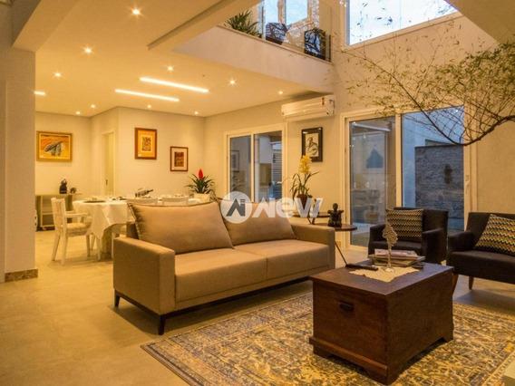 Casa Com 3 Dormitórios À Venda, 219 M² Por R$ 963.840 - Rondônia - Novo Hamburgo/rs - Ca2907