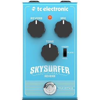 Pedal Tc Electronic Skysurfer Reverb
