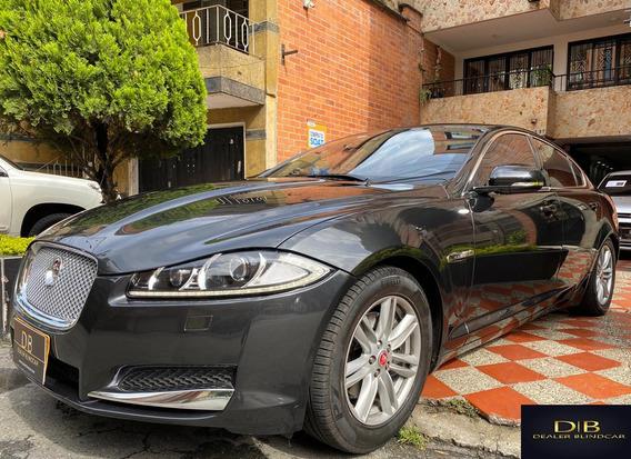 Jaguar Xf Prestige Modelo 2015 Blindado