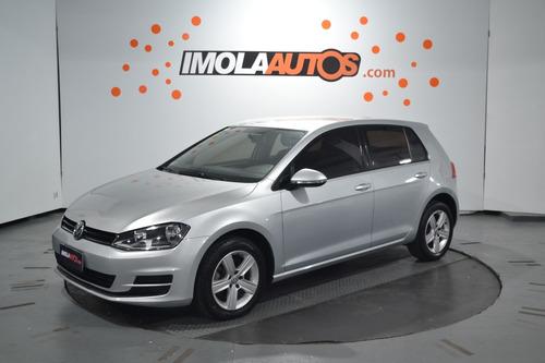 Volkswagen Golf 1.6 Trendline M/t 2015 - Imolaautos-