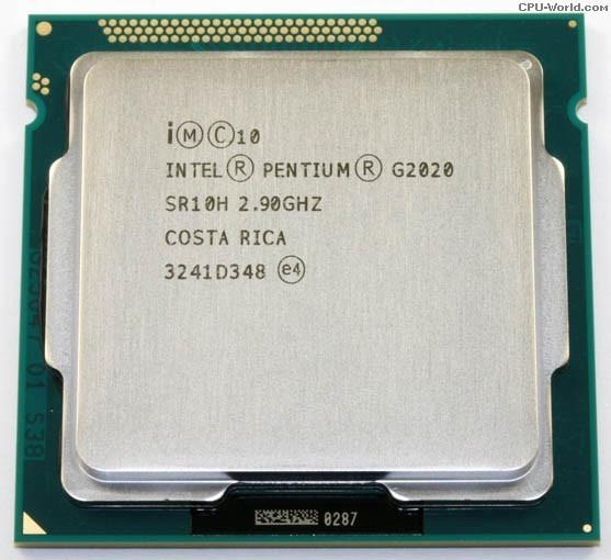 Processador Pentium Dual Core 1155 G2020 2,9ghz Oem