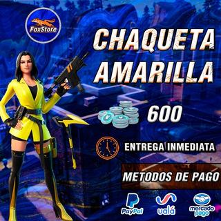 Pack De Inicio Chaqueta Amarilla Entrega Hoy   Pavos Fox