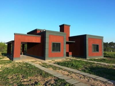 Casa A Estrenar, Apta Créditos Hipotecarios!
