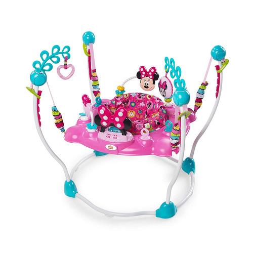 Disney Minnie Mouse Peekaboo Jumper Gimnasio Saltador Bebe