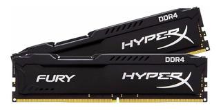 Memorias Ram Hyperx Fury 2666mhz 8gb (2x4)