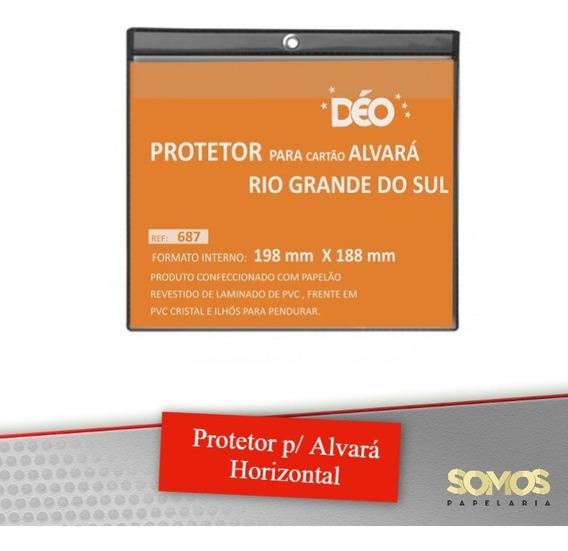 Porta Alvará Rio Grande Do Sul Kit 50 Peças