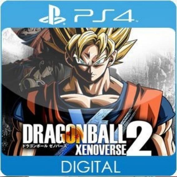 Dragon Ball Xenoverse 2 / Ps4 / 1 / Envio Hoje