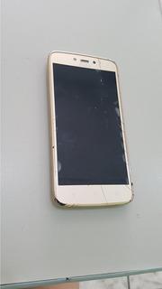 Celular Motorola Xt 1726 Moto C Plus P/ Retirar Peças 6584
