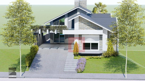 Casa Com 3 Dormitórios À Venda, 175 M² Por R$ 868.000,00 - Country - Santa Cruz Do Sul/rs - Ca0254