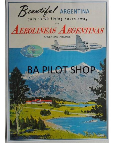 Posters Vintage De Aviacion