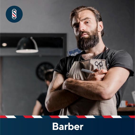 Curso De Barbería Barber Y Lady Barber