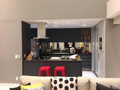 Penthouse Em Tamboré, Santana De Parnaíba/sp De 106m² 2 Quartos À Venda Por R$ 780.000,00 - Ph195099