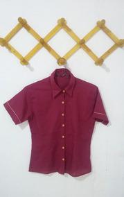 Camisa Social Feminina - Tecido 100%algodão - Pronta Entrega