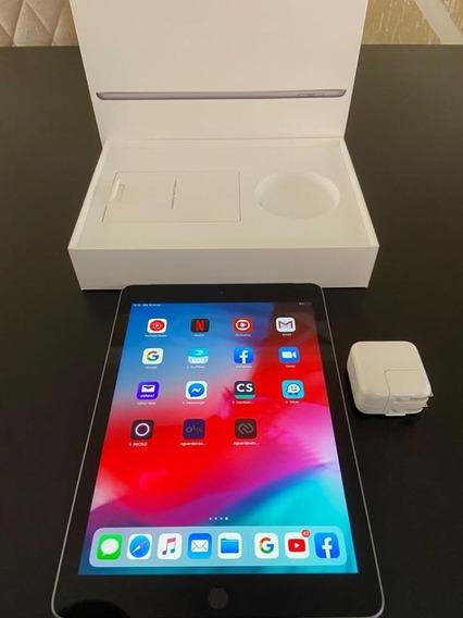 Apple iPad 6a Geração 128 Gb. Wi-fi E 4g + Caneta Novo. Top!