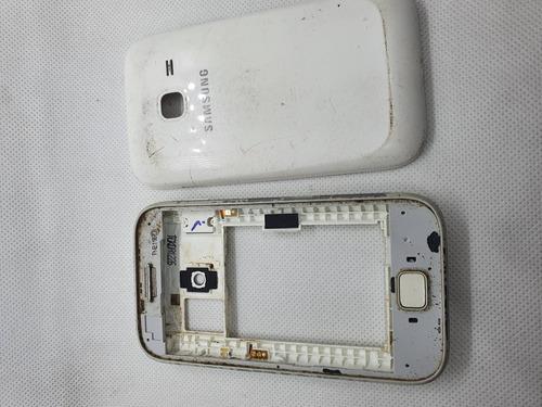 Chasis Y Carcaza Samsung Ace Duos Ref S6802 Usado Para Repue