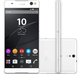 Sony Xperia C5 Ultra E5563 16gb 2gb Ram Branco Vitrine 1