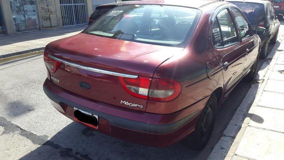 Renault Megane Nafta C/gnc
