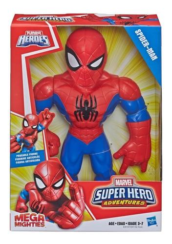 Figura Super Hero - Spider Man Cod 4132 - Vamos A Jugar