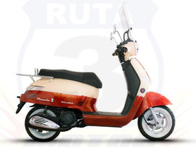 Scooter Gilera Piccola 150 0km 2019