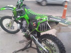 Kawasaki Kx250 2t Moto Cross