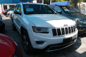 Jeep Grand Cherokee Limited 4x42 Blanco 2016 Seminueva