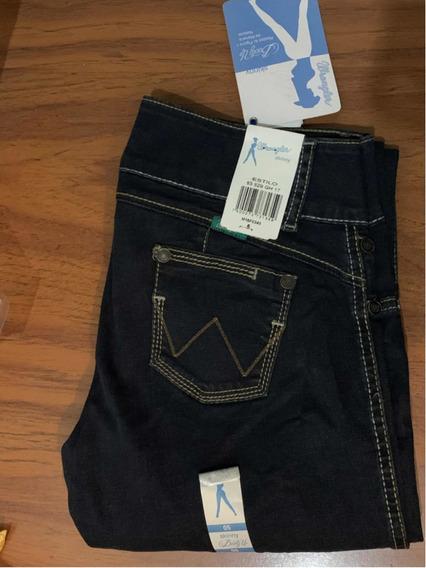 Pantalones Y Jeans Wrangler Para Mujer En Estado De Mexico Mercadolibre Com Mx