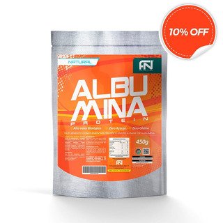 Albumina Protein Fn 450g 60% Fn Force Nutrition