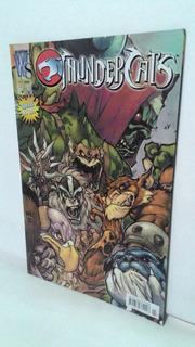 Revista Wildstorm- Hq Thundercats Número 03 - Panini Comics!