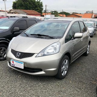Honda Fit 1.4 16v 4p Lx Flex