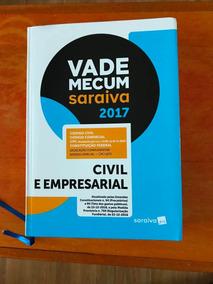 Vade Mecum Saraiva Civil E Empresarial 2017/2018