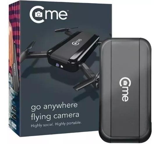 Drone Para Selfie C-me Flying Camera Hca110rr