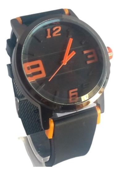 Relógio Masculino Pulseira Silicone Esportivo Oferta Barato